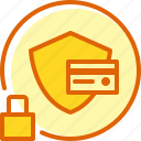 business, payment, roundify, secure icon