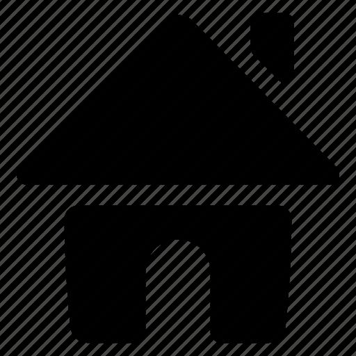 home, house, landscape, place icon