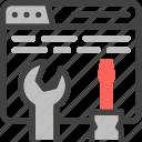 web maintenance, web development, server, configuration, setting, options, preference