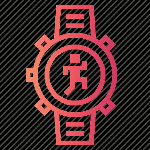 Garmin, heart, rate, sport, watch icon - Download on Iconfinder