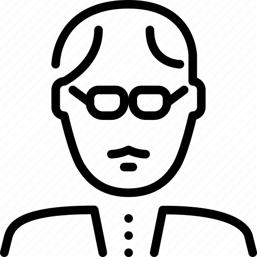 Family, grandfather, granny, old age, person, uncle icon - Download on Iconfinder