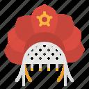 culture, hat, kokoshnik, russia, russian icon