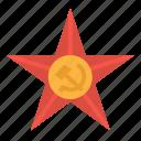 red, shape, sign, star, symbols