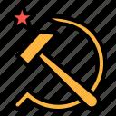 communism, communist, russia, socialist, urss icon