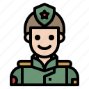 army, military, russian, soldier icon