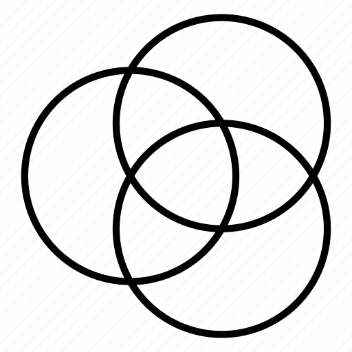 geometry, sacred, trinity icon