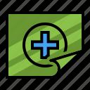 label, safety, sticker, warning icon