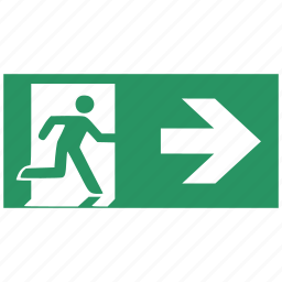 arrow, direction, download, exit, location, move, navigation icon
