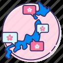 japan forecast, forecast, blossom, cherry blossom forecast, sakura forecast