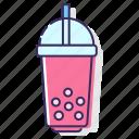 bubble, bubble tea, drink, tea