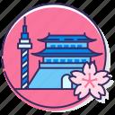 cherry blossom, hanami, korea, sakura, sakura festival, sakura flower, seoul icon