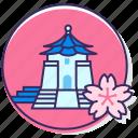 cherry blossom, cherry blossom festival, sakura blossom, sakura festival, taiwan, taiwan cherry blossom icon