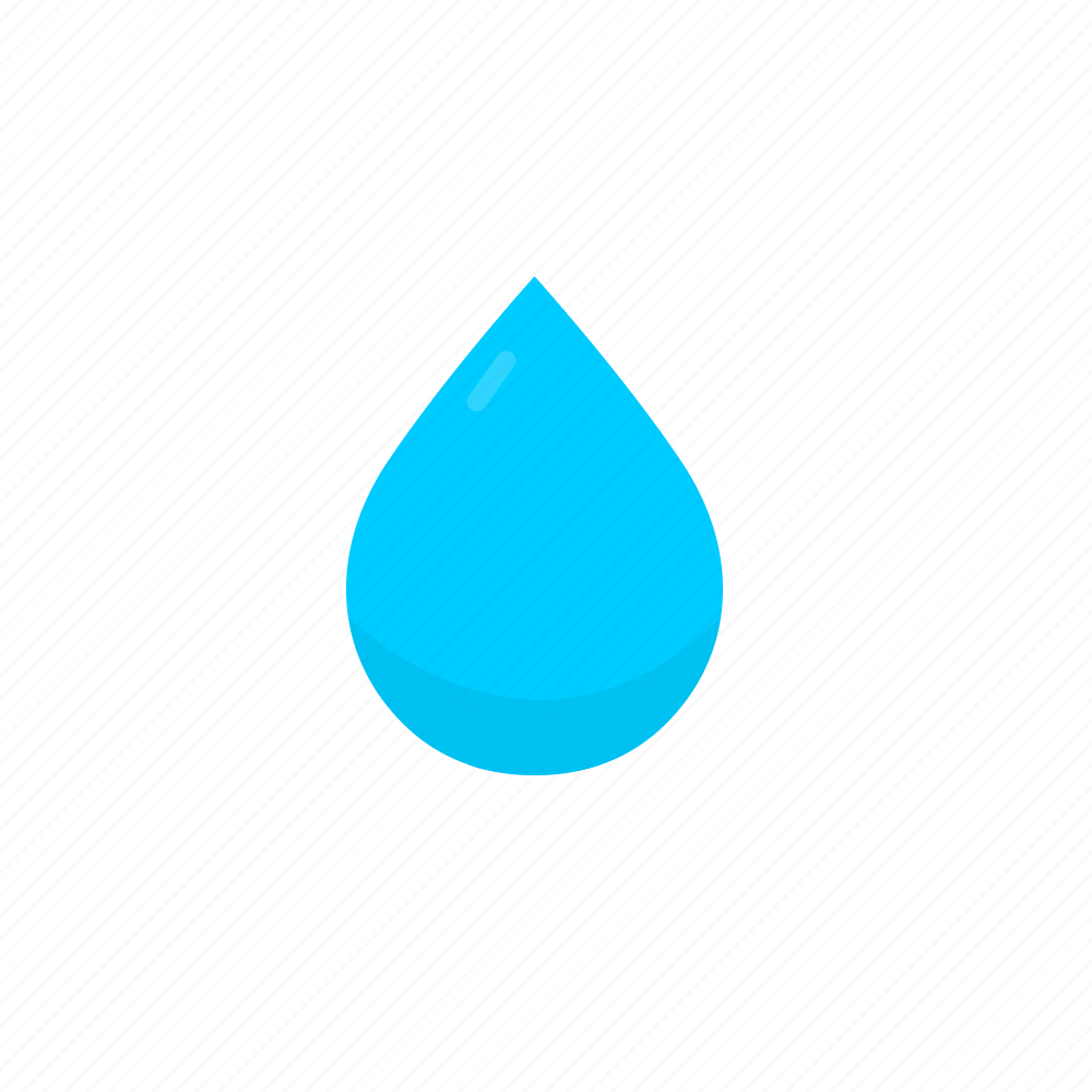 water, waterdrop icon