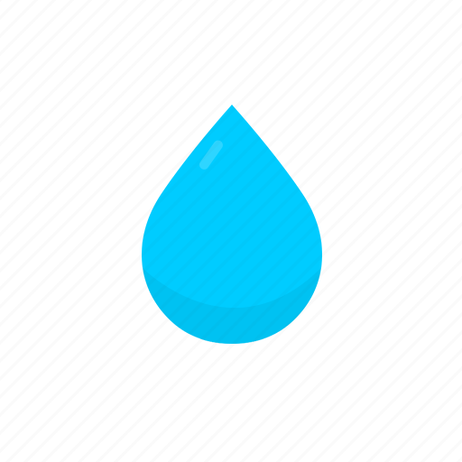 drop, drop of water, splash, water icon