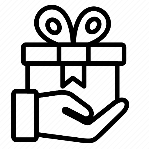 box, commerce, gift, online, sales, store icon