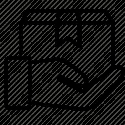 box, commerce, online, pick, sales, store icon