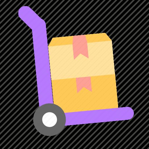 box, commerce, market, online, sales, shop, train icon