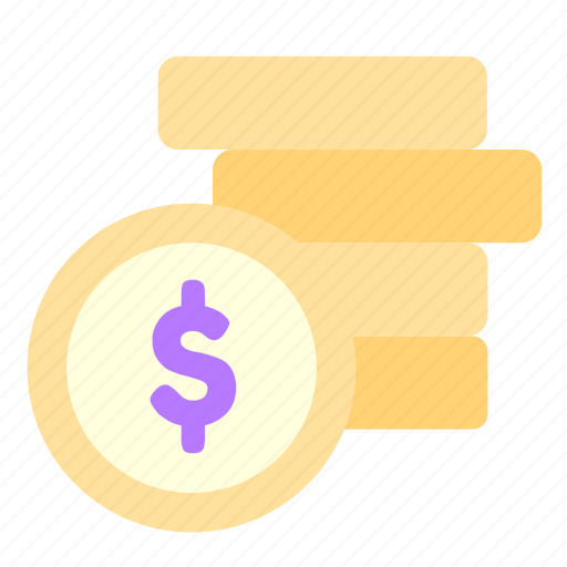 cash, coin, currency, money, online, sales, shop icon