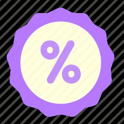 discont, discount, label, online, sales, shop, shopping icon