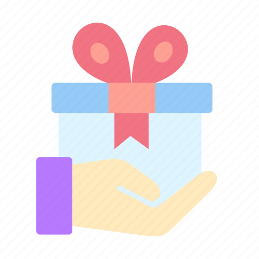 box, commerce, gift, online, package, sales, shop icon