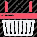 basket, black friday, cyber monday, sales, shopping icon
