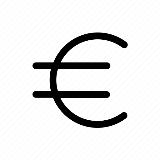 cash, currency, euro, money, royalty icon