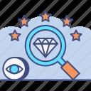 diamond, gem, sales, unique