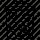 capture, carbon, container, gas, storage icon