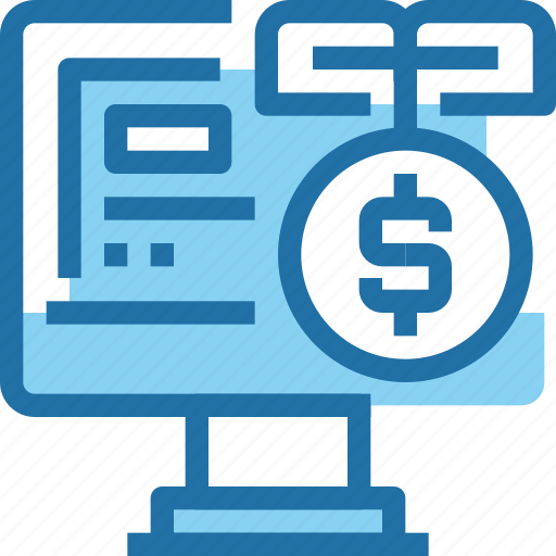 Banking, business, computer, growth, investment, money icon - Download on Iconfinder