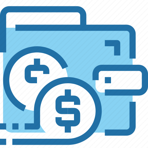 banking, coin, investment, money, payment, saving, wallet icon