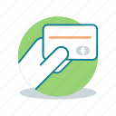 bank, card, credit, credit card, finance, money, payment icon