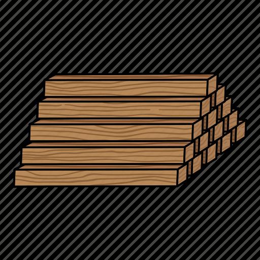 Log, lumber, sawmill, timber, wood icon - Download on Iconfinder