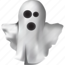 confused, costume, creature, dead, death, emoticon, emotions, evil, fantasy, fear, frightened, funny, ghost, halloween, horror, humor, magic, monster, mystery, poltergeist, shocked, spirit, spooky, surprised, white icon