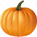 blank, food, halloween, orange, plant, pumpkin, vegetable icon
