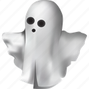 confused, costume, creature, dead, death, emoticon, emotions, fantasy, funny, ghost, halloween, humor, magic, monster, mystery, poltergeist, question, spirit, spooky, strange, white icon