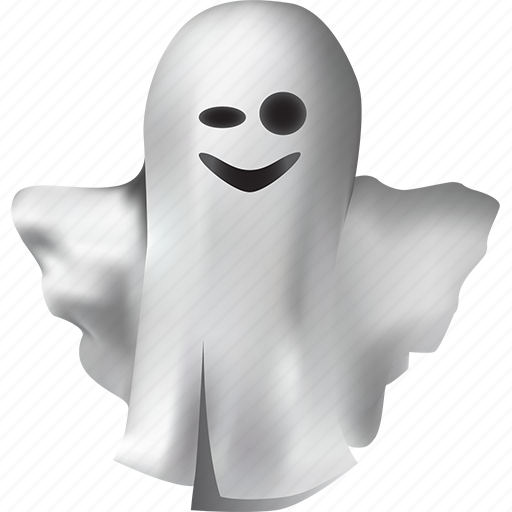 blinking, cheerful, costume, creature, dead, death, emoticon, emotions, fantasy, funny, ghost, halloween, humor, magic, monster, mystery, october, poltergeist, positive, spirit, spooky, teasing, white, winking icon