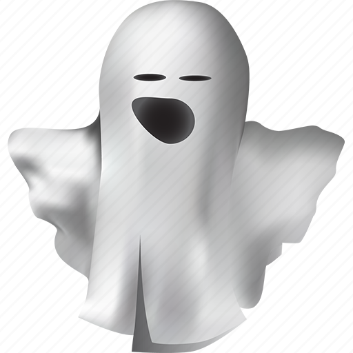 costume, creature, dead, death, emoticon, emotions, fantasy, fly, funny, ghost, halloween, humor, magic, monster, mystery, poltergeist, sleepy, spirit, spooky, white, yawn icon