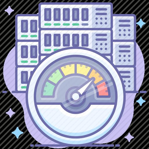 Speed, test, server icon - Download on Iconfinder