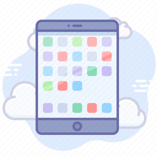 app, device, mobile icon