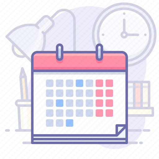 Calendar, schedule, time icon - Download on Iconfinder