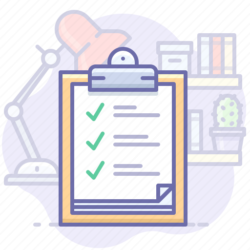 Clipboard, checklist, task icon - Download on Iconfinder