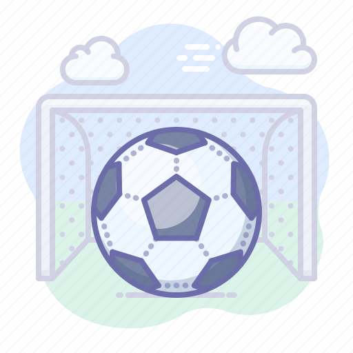Football, goal, ball icon - Download on Iconfinder