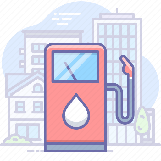 Fuel, petrol, station icon - Download on Iconfinder