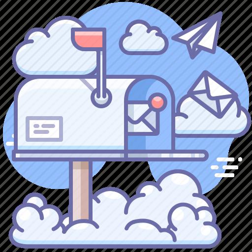 Box, inbox, mail icon - Download on Iconfinder on Iconfinder