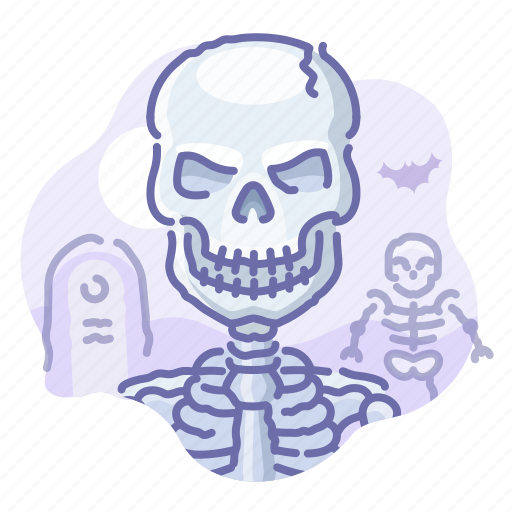 Halloween, skeleton, skull icon - Download on Iconfinder