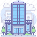 business, city, company, office icon