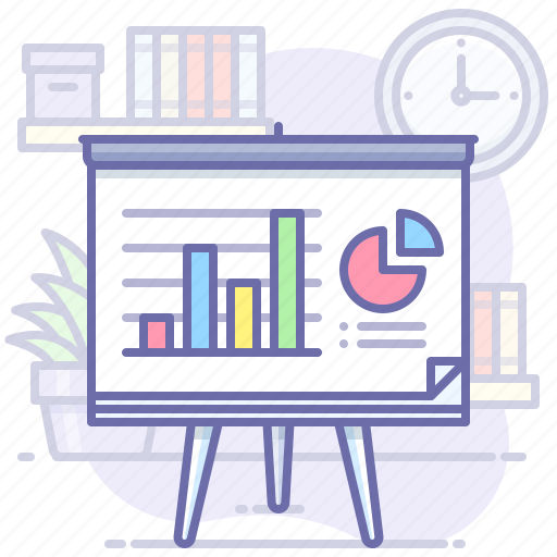 Analytics, board, presentation icon - Download on Iconfinder