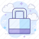 encryption, lock, security icon