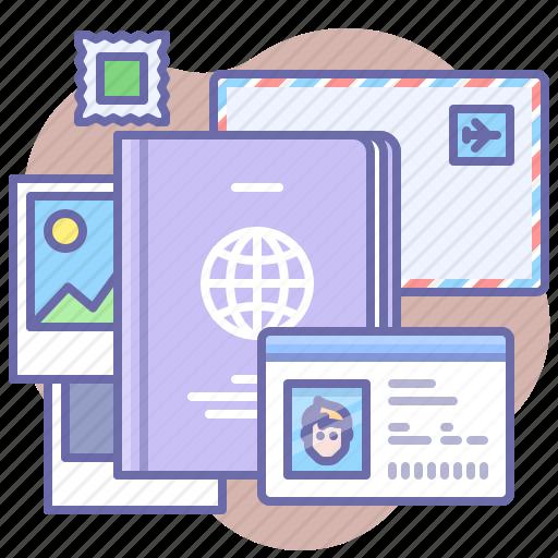 Driver, license, passport icon - Download on Iconfinder