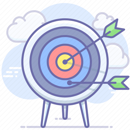 Arrow, strategy, target icon - Download on Iconfinder
